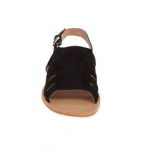 HALOGEN | Jannie Cutout Slingback Sandal